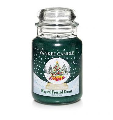 Magical Frosted Forest (Duży słoik)