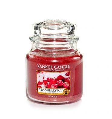 Cranberry Ice (Średni słoik)