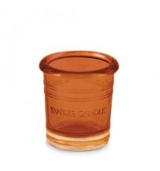 Orange Bucket - świecznik na sampler