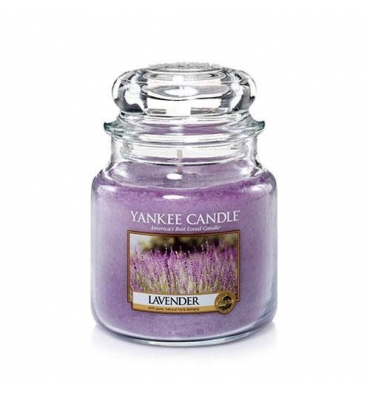 Lavender (Średni słoik)