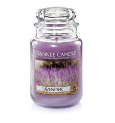 Lavender (Duży słoik)