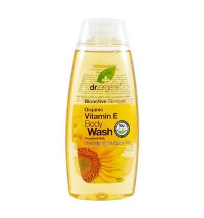 Organiczny żel do mycia ciała 250 ml (Witamina E)