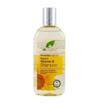 Organiczny szampon do włosów 250 ml (Witamina E)