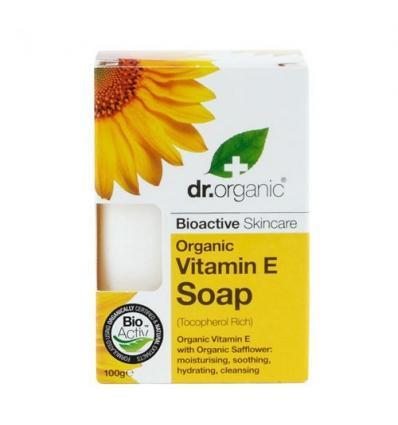 Organiczne mydło 100g (Witamina E)