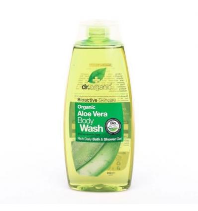 Organiczny żel do mycia ciała 250 ml (Aloe Vera)
