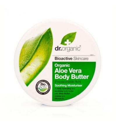 Organiczne masło do ciała 200 ml (Aloe Vera)