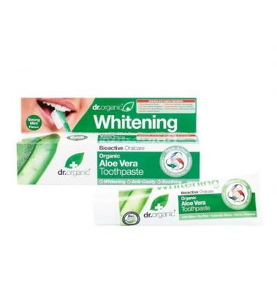 Organiczna pasta do zębów 100 ml (Aloe Vera)