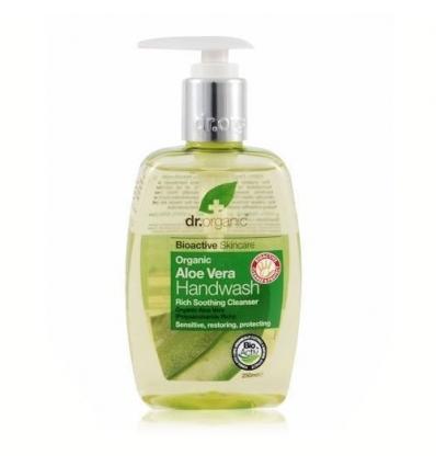 Organiczny żel do mycia rąk 250 ml (Aloe Vera)