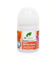 Organiczny dezodorant 50 ml (Miód Manuka)
