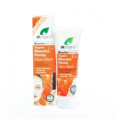 Organiczna maska do twarzy 125 ml (Miód Manuka)