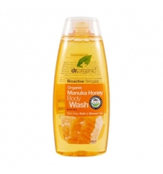 Organiczny żel do mycia ciała 250 ml (Miód Manuka)