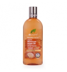 Organiczny szampon do włosów 265 ml (Marokański Olej Arganowy)