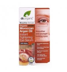 Organiczne ujędrniające serum pod oczy 30 ml (Marokański Olej Arganowy)