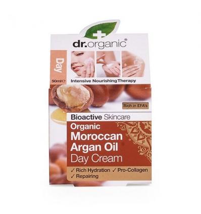 Organiczny krem na dzień 50 ml (Marokański Olej Arganowy)