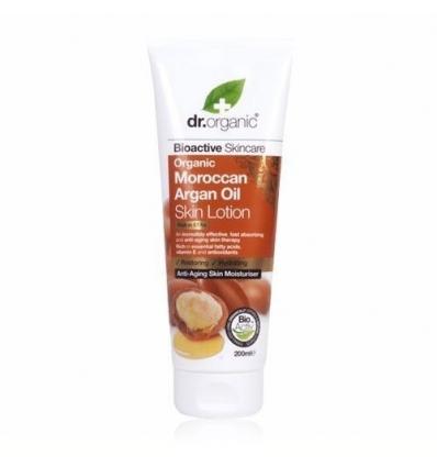 Organiczny balsam do ciała 200 ml (Marokański Olej Arganowy)