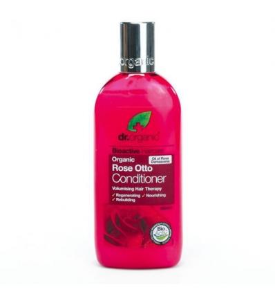 Organiczna odżywka do włosów 265 ml (Olejek Różany)