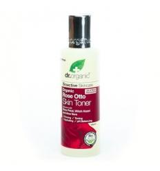 Organiczny tonik do twarzy 150 ml (Olejek Różany)