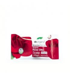 Organiczne mydło 100 g (Olejek Różany)