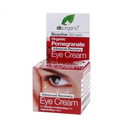 Organiczny krem pod oczy 15 ml (Owoc Granatu)
