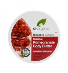 Organiczne masło do ciała 200 ml (Owoc Granatu)