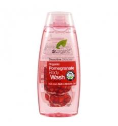 Organiczny żel do mycia ciała 250 ml (Owoc Granatu)