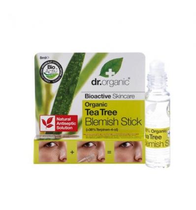 Organiczny sztyft na wypryski 8 ml (Drzewo Herbaciane)