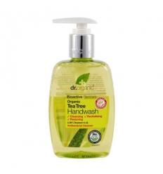 Organiczny żel do mycia rąk 250 ml (Drzewo Herbaciane)