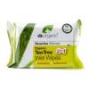 Organiczne chusteczki nawilżane 20 sztuk (Drzewo Herbaciane)
