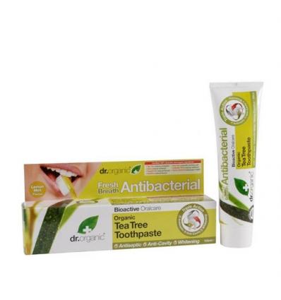 Organiczna pasta do zębów 100 ml (Drzewo Herbaciane)