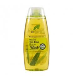Organiczny żel do mycia ciała 250 ml (Drzewo Herbaciane)