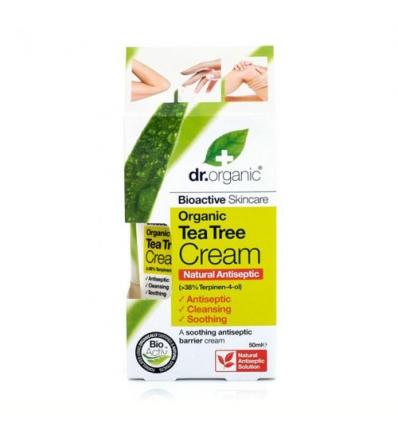 Organiczny krem antyseptyczny 50 ml (Drzewo Herbaciane)