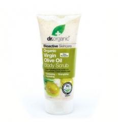 Organiczny peeling do ciała 200 ml (Oliwa z Oliwek)