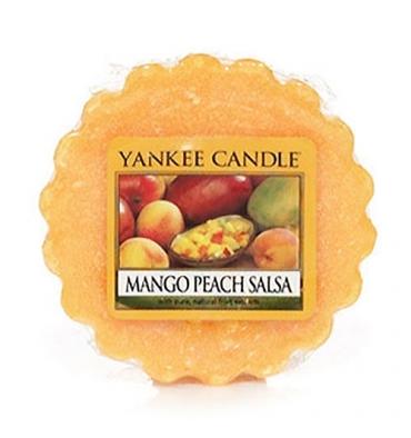 Mango Peach Salsa (Wosk)
