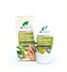 Organiczny krem do rąk i paznokci 125 ml (Oliwa z Oliwek)