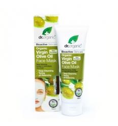 Organiczna maska do twarzy 125 ml (Oliwa z Oliwek)