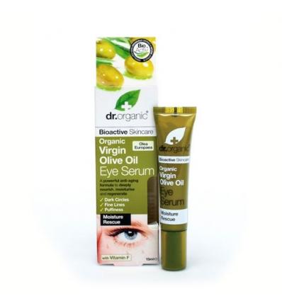 Organiczne serum pod oczy 15 ml (Oliwa z Oliwek)
