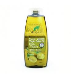 Organiczny żel do mycia ciała 250 ml (Oliwa z Oliwek)