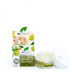 Organiczny krem na dzień 50 ml (Oliwa z Oliwek)