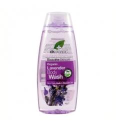 Organiczny żel do mycia ciała 250 ml (Lawenda)