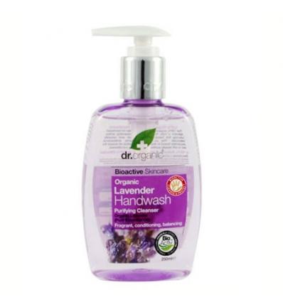 Organiczny żel do mycia rąk 250 ml (Lawenda)