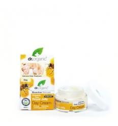 Organiczny krem na dzień 50 ml (Mleczko Pszczele)