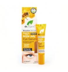 Organiczne serum pod oczy 15 ml (Mleczko Pszczele)