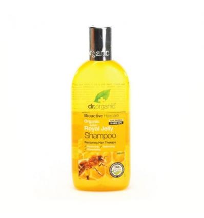 Organiczny szampon do włosów 265 ml (Mleczko Pszczele)