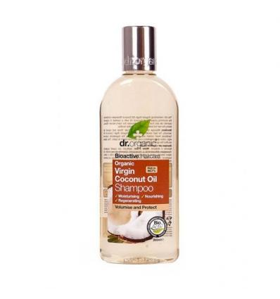 Organiczny szampon do włosów 265 ml (Olej Kokosowy Virgin)