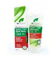 Organiczny żel Aloe Vera z Olejkiem Drzewa Herbacianego 200 ml