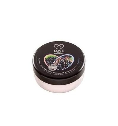 Masło do ciała. Owoc acai i czarny kawior 250 ml (Love2Mix Organic)