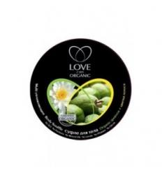 Suflet do ciała nawilżający. Owoce feijoa i kwiaty lotosu 250 ml (Love2Mix Organic)