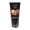 Scrub do ciała poprawiający nastrój. Witaminy w kapsułkach, organiczne morele i czereśnia 200 ml (Love2Mix Organic)