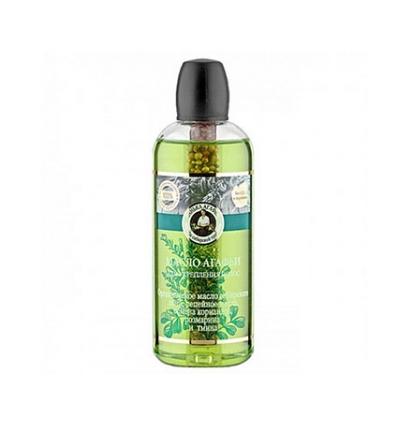 Olej do włosów. Wzmacniający 250 ml (Bania Agafii)