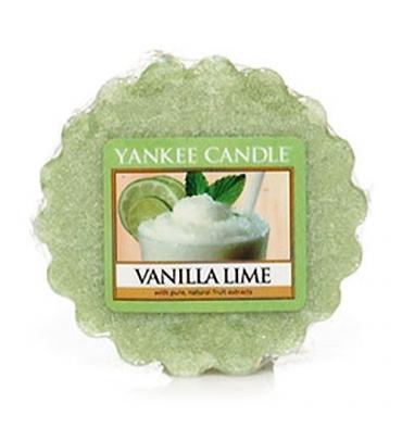 Vanilla Lime (Wosk)